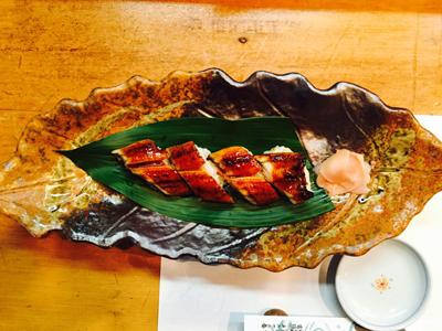 愛知県産 うなぎ寿司