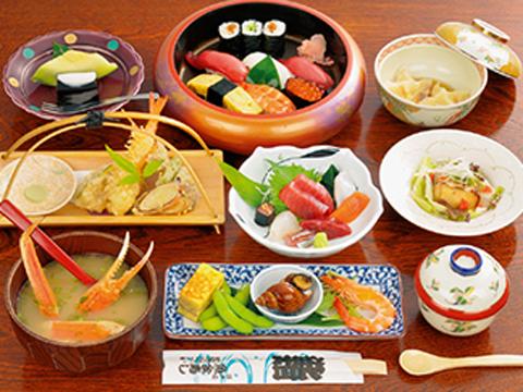 吉田町魚金寿し・宴会料理