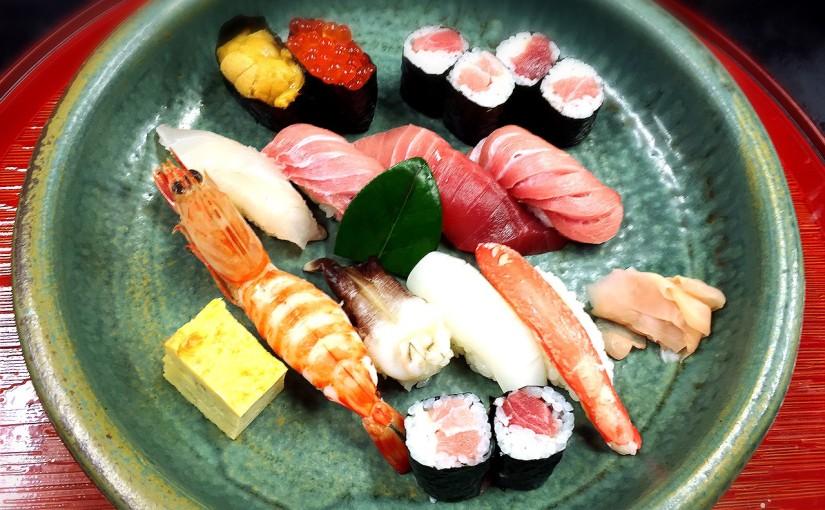 魚金寿・特上ずし松